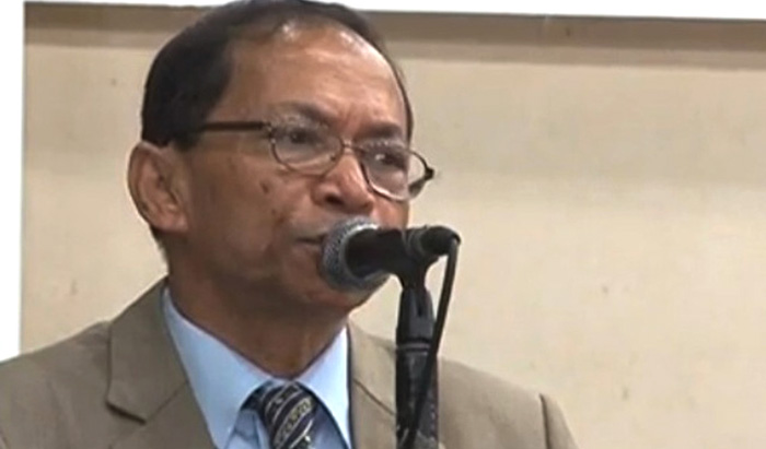 CJ angry over law ministry's misinterpretation