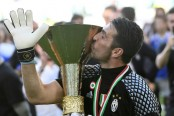 Gianluigi Buffon knocking on Ballon d'Or door