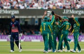 South Africa cruise to 7-wicket consolation win vs England