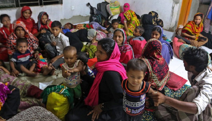 10 lakh Bangladeshi kids affected in Mora: Save the Children