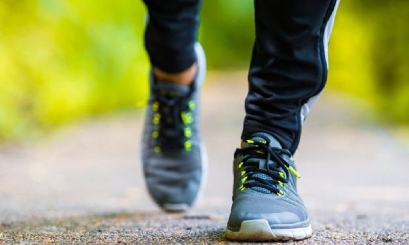 Walking at leisure may be safer than walking to work: Study