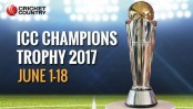 8th ICC Champions Trophy kicks off Thursday
