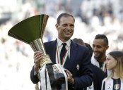 Juventus coach Allegri finally gets credit he deserves