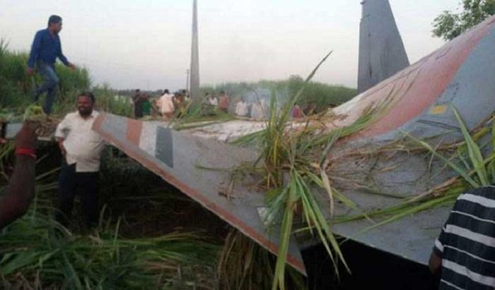 Indian Air Force pilots declared dead week after crash