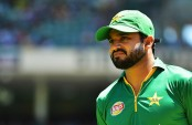 Pakistan's Azhar says India clash 'just another game'