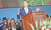 Mark Zuckerberg's commencement address at Harvard