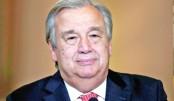 UN chief urges action on climate change
