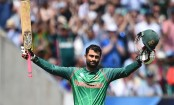 Tamim strikes ton, Bangladesh eye big total