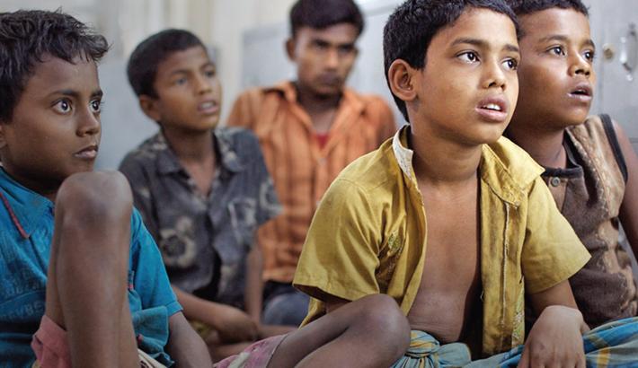 Tale Of Homeless Children In Bangladesh