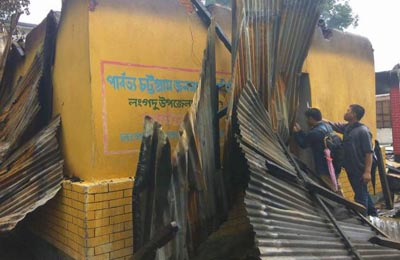 5 more held over Rangamati arson attacks