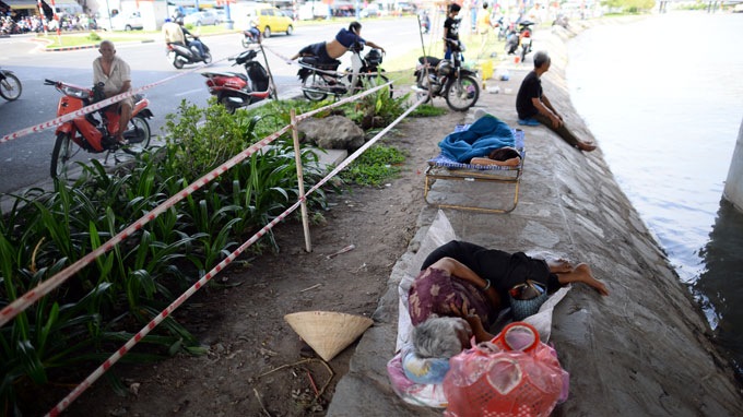 Vietnamese capital hit by hottest temperature in 46 years | daily sun