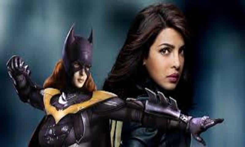 Priyanka Chopra wants to play Batgirl