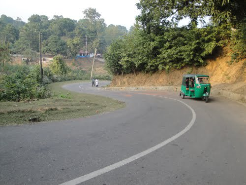 Half-day road, waterway blockade in Rangamati underway