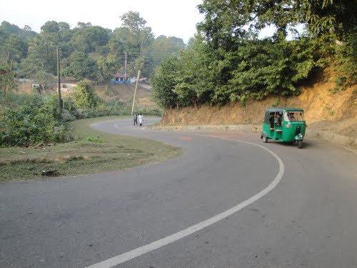 Half-day road, waterway blockade in Rangamati underway