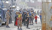 'Dozens of civilians killed' fleeing  IS-held Mosul
