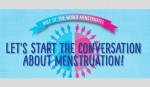 'Break the silence around menstrual hygiene'
