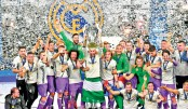 Real retain Champions League title