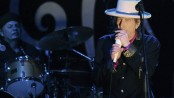 Dylan sends Nobel lecture required for prize money: Swedish Academy