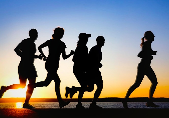 Recreational runners have 'healthy' knees: study