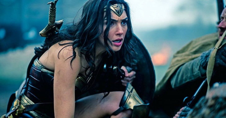 'Wonder Woman' dominates US box office