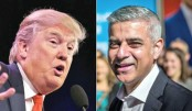 Outrage as Trump targets London mayor after attacks