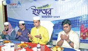 Bashundhara LP Gas hosts Iftar party in Dinajpur