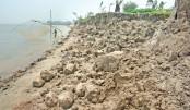 Jamuna erosion may take serious turn in Bogra