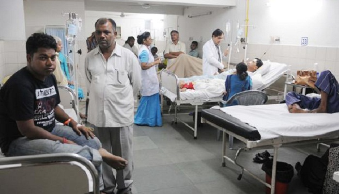 Treatment cost high at private hospitals