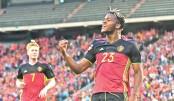 Belgium beat  Czech Republic