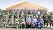 Bangladeshi Peacekeepers in Mali Appreciated