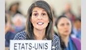 UN rights council no place for abusive regimes: US envoy