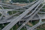 'Spaghetti' roads has Chinese confused