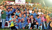 Dhaka Abahani lift  10th Fed Cup title