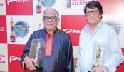 Razzak, Ranjit honoured with lifetime achievement award