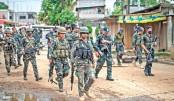 Filipino militants hold on in Marawi city