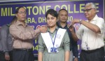 Investiture ceremony held at Milestone College