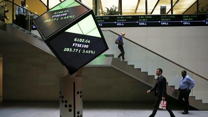 London stocks rise at open despite hung parliament