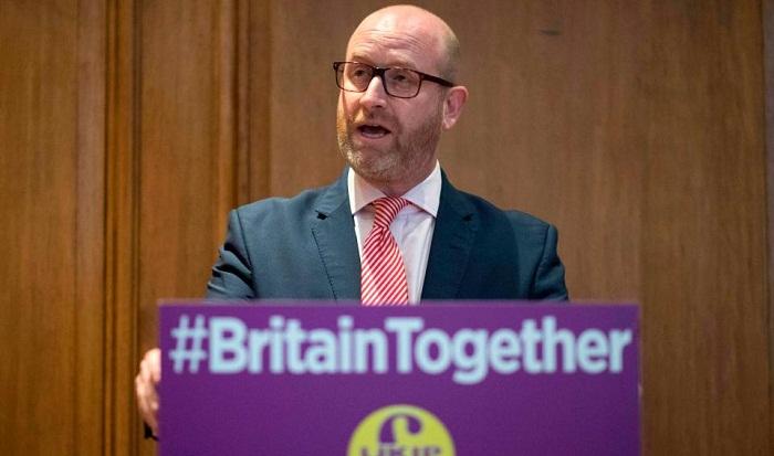 Pro-Brexit UKIP leader quits after election flop