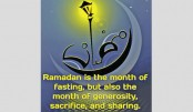 Joy of sharing during Ramadan