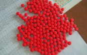 3.5 lakh Yaba pills seized in Chittagong