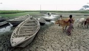 Drought causes water crisis in Barind