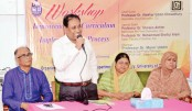 Workshop on academic curriculum held at CU