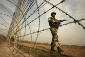 Indian army kills 13 infiltrators across LoC in last 96 hours