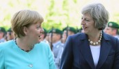'EU ready to start Brexit talks': Merkel