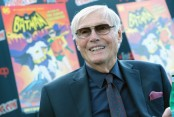 Adam West: Star of '60s 'Batman' series dies