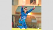 Afghan Rashid wrecks Windies