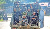 US forces back Filipino troops in besieged city