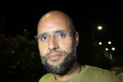 Gaddafi's son Saif 'freed' in Libya