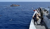 8 migrants die as boat sinks off Libya