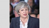 May reaches power deal  in battle to cling on
